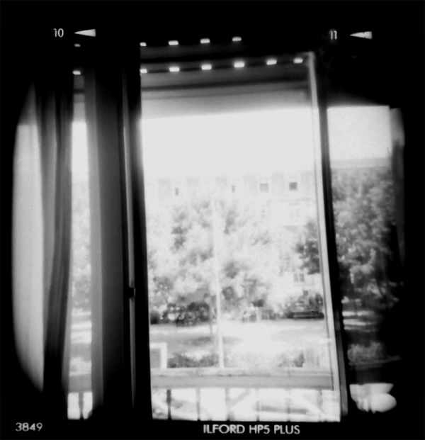 Depuis ma fenêtre...