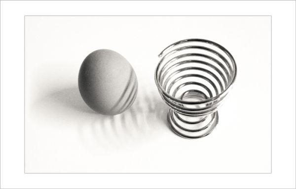 Variation autour d'un œuf - 1