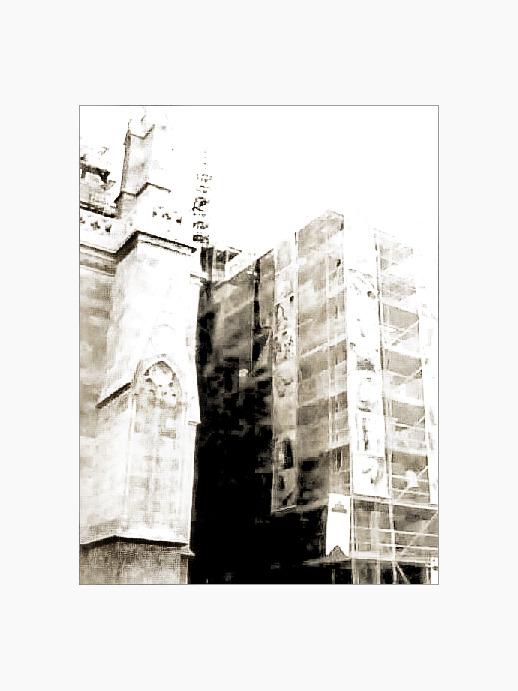 Travaux sur la Cathédrale Saint-André - 3/3