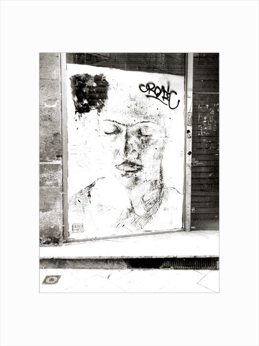 Graff rue Saint-James