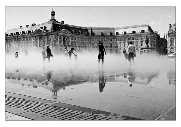 Bordeaux - Miroir d'eau.