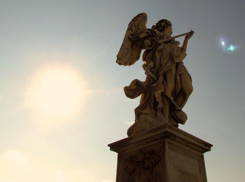 Angel in the Sun
