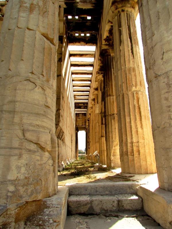 Temple Corridor