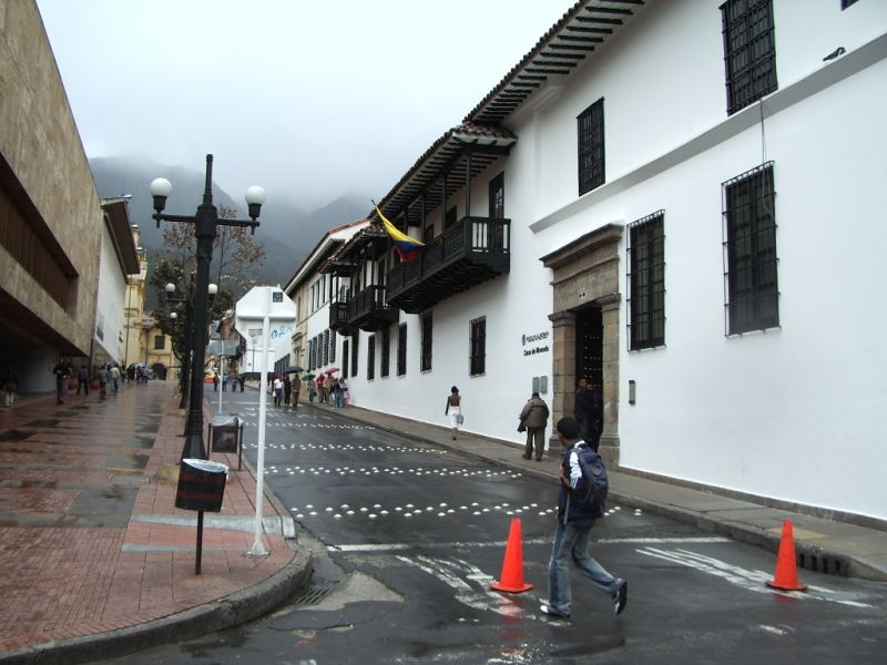 Museo Botero en Bogota