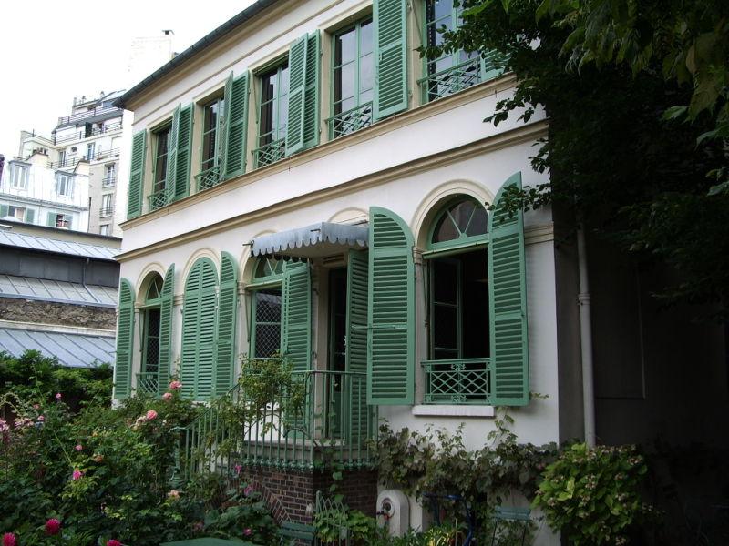 Casa en el centro de Paris