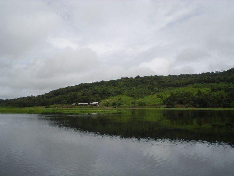 campo en la Guiana Francesa