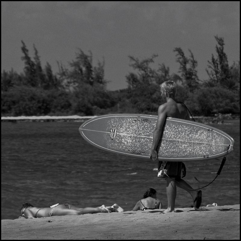 surf ... what surf?