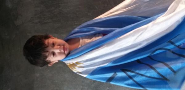 Felíz dia de la Patria... Argentina !