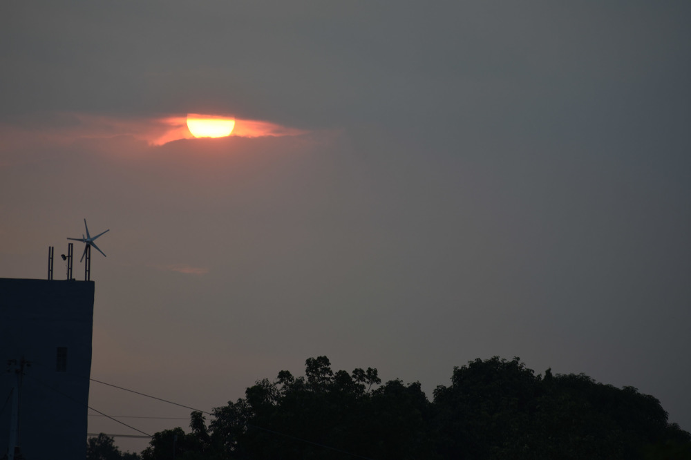 El Ojo del Sol