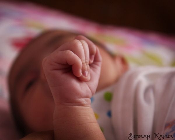 Tiny fist