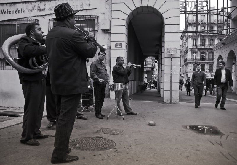 musiciens à marseille