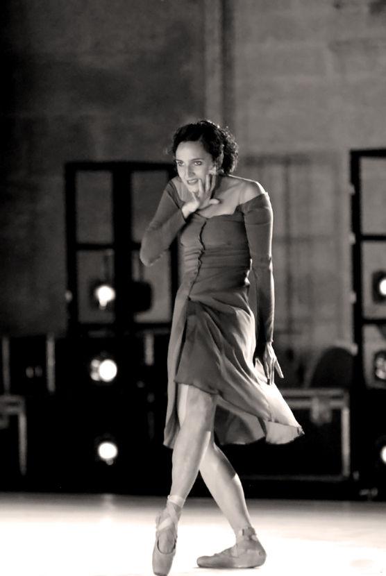 danseuse lors d'un ballet