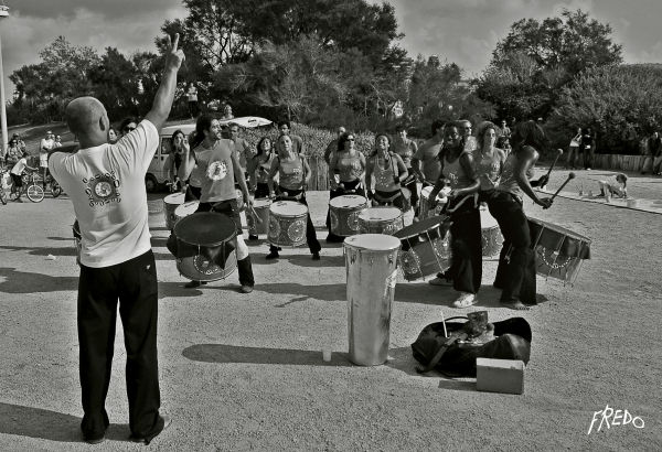 groupe de samba à Marseille