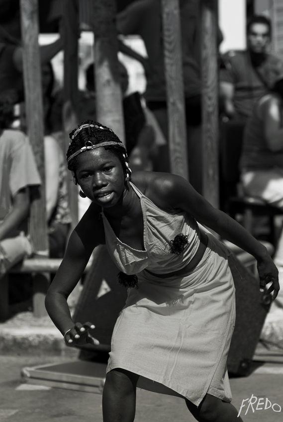 danseuse malienne