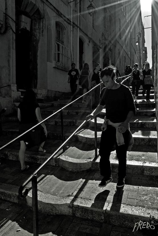 escalierdu panier à marseille
