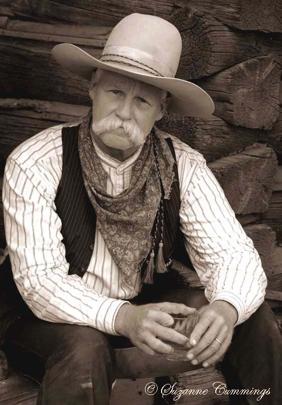 Mike Burkich, Willow Creek Ranch, Wyoming