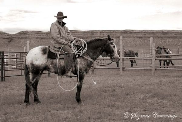 Jesse, Willow Creek Ranch, Wyoming