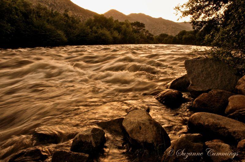 Kern River, California