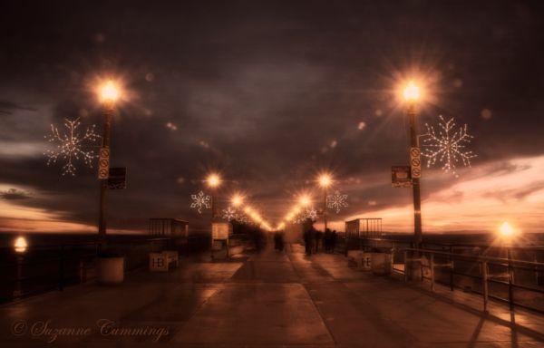 Huntington Beach Pier, Huntington Beach, Californi