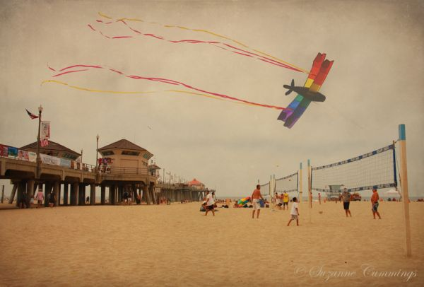 Huntington Beach Pier, Huntington Beach, CA