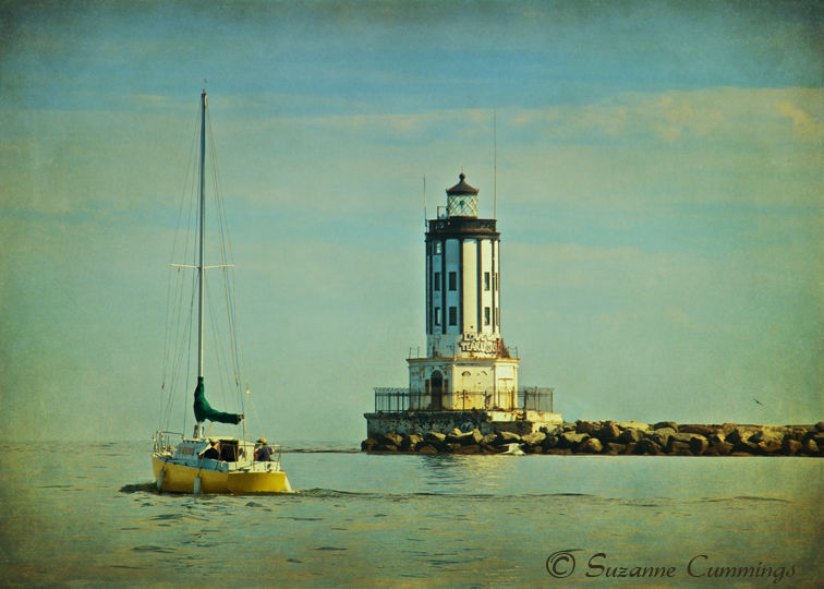 Angel's Gate Lighthouse, San Pedro, California