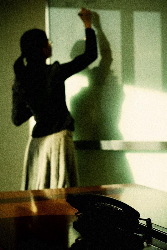 081012 - Office girl