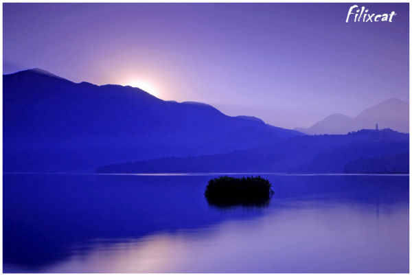 SunMoon Lake