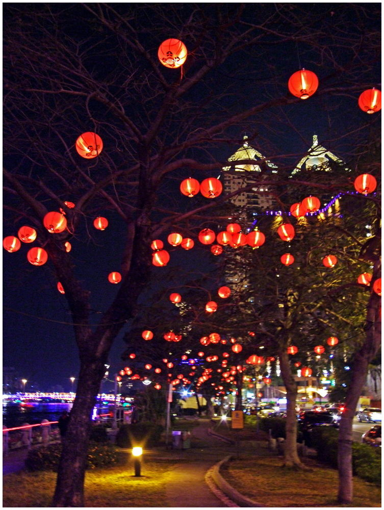 Eve of Chinese Lantern Festival