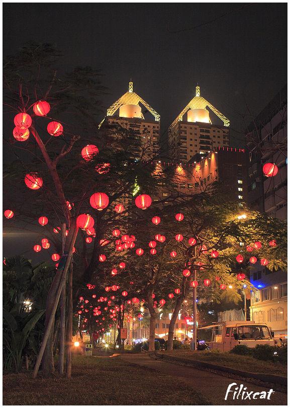Magic City night