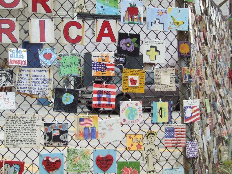 Tiles for America #2
