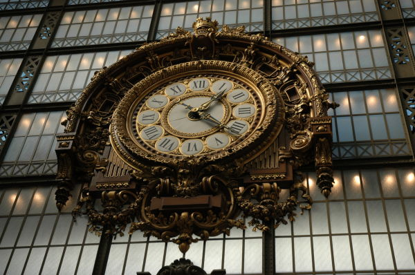 Musée d'Orsay's Clock