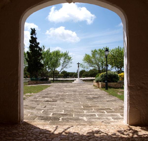 entrada a missa