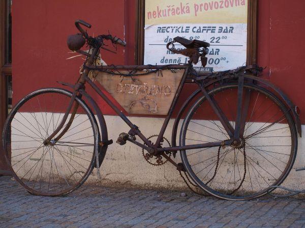 la meua bicicleta ... :)