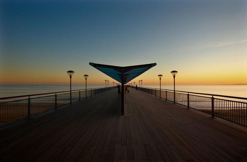 boscombe bournemouth dorset pier dea coast