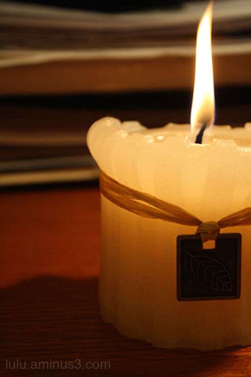 Books by Candlelight