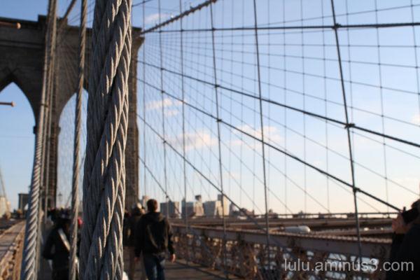 Brooklyn Bridge (again)