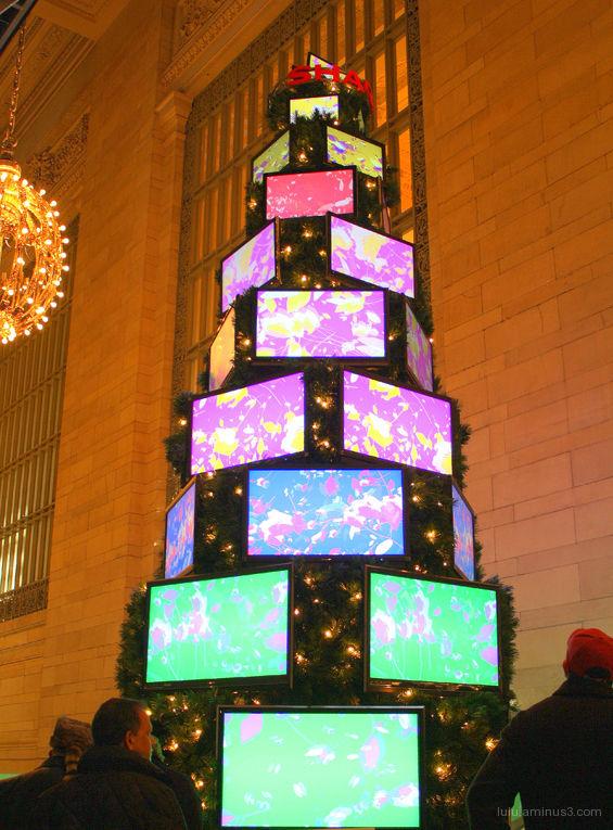 Holidays at Grand Central