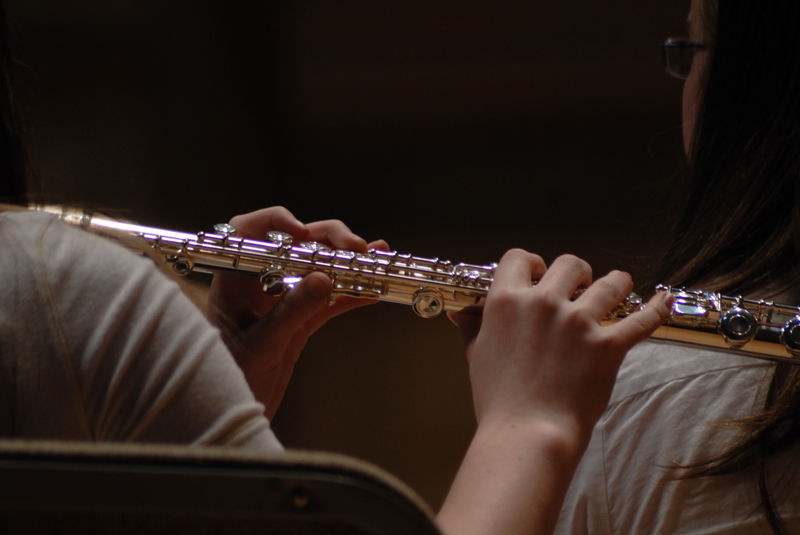 Concertizing