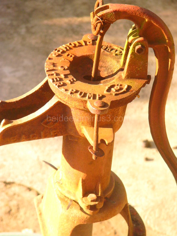 pump (poso), drought