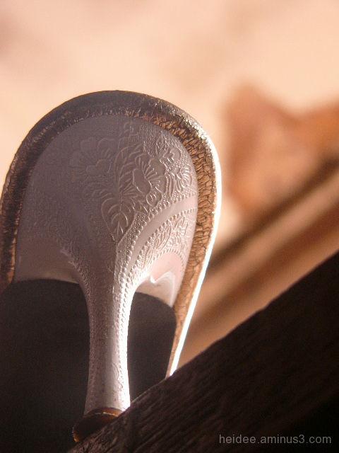 shoe heel