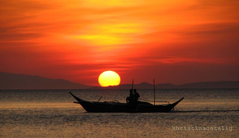 Batangas Philippines, Khristine catalig