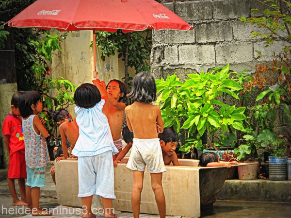 summer in the philippines