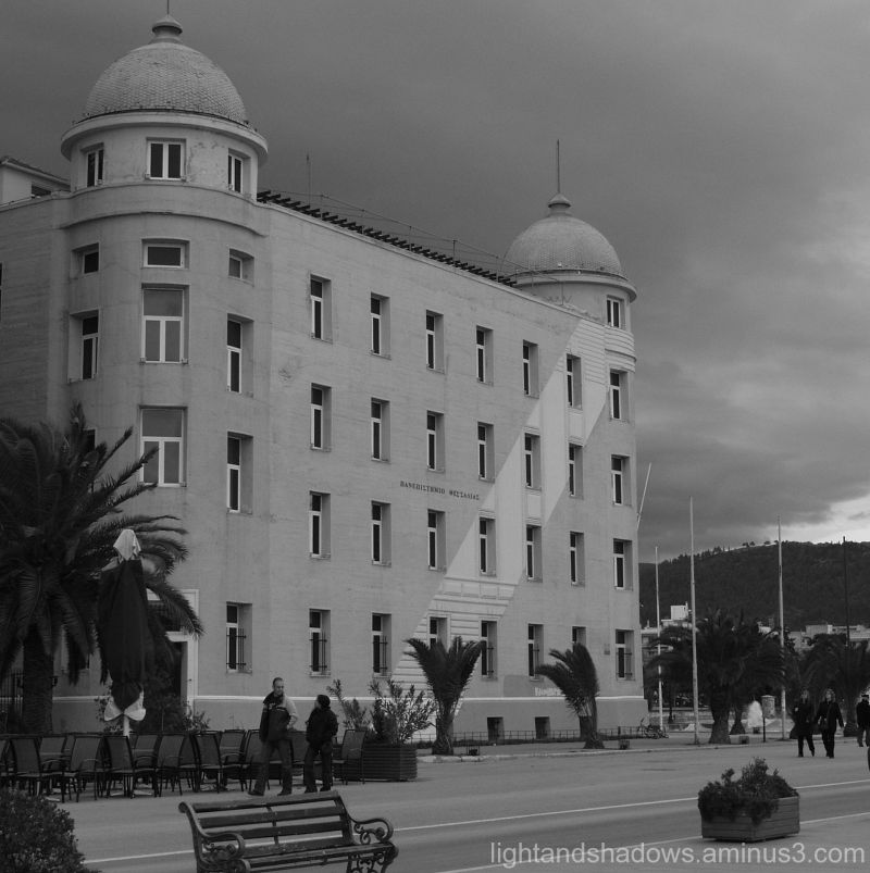 University Thessaly Greece