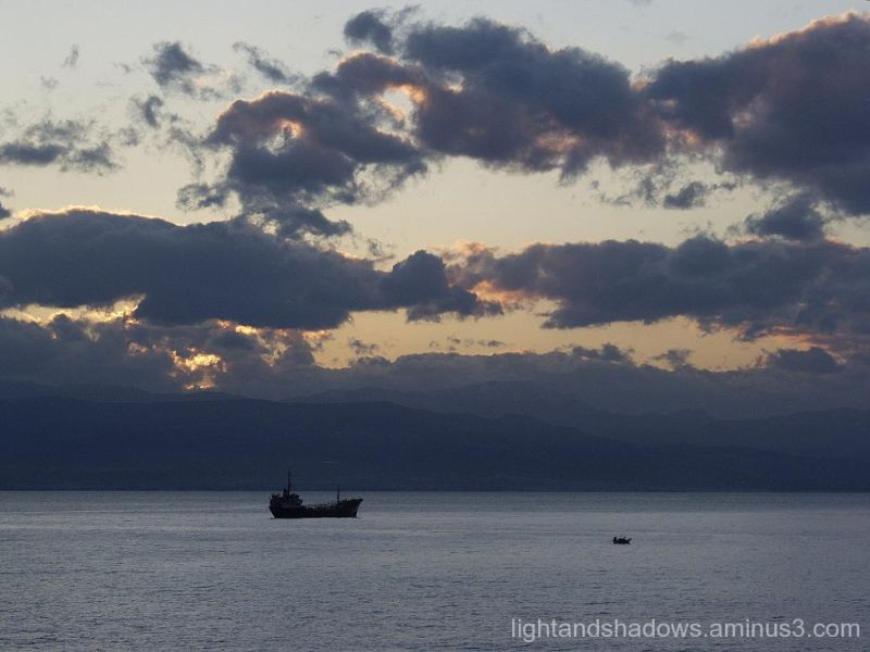 Loutraki sea