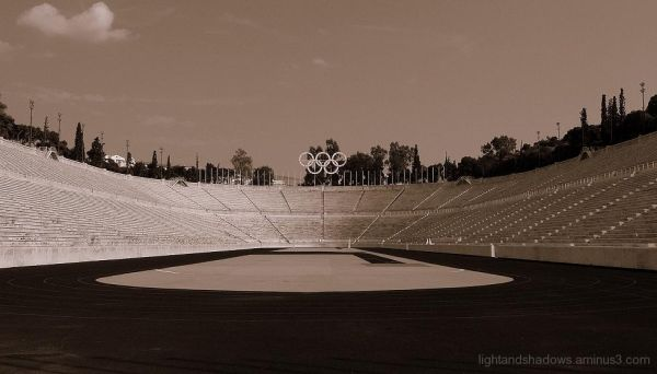 Kalimarmaro stadium, Athens, Greece