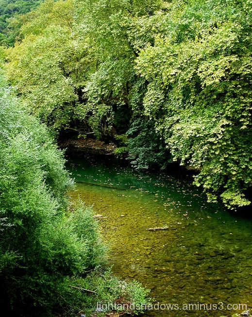 River pineios