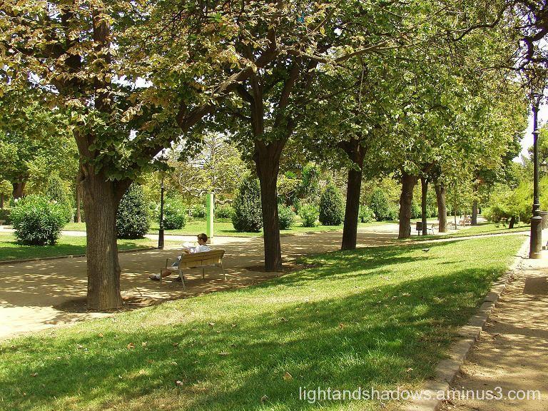 Barcelona's park