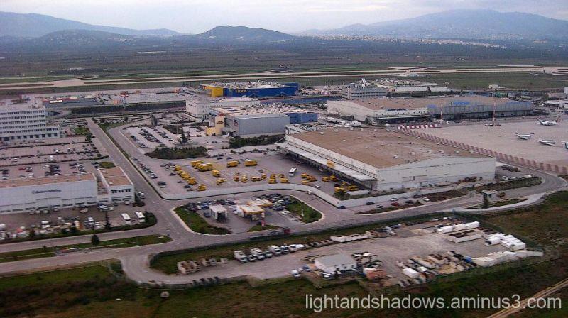 athens internatonal airport
