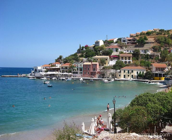 assos kefalonia greece