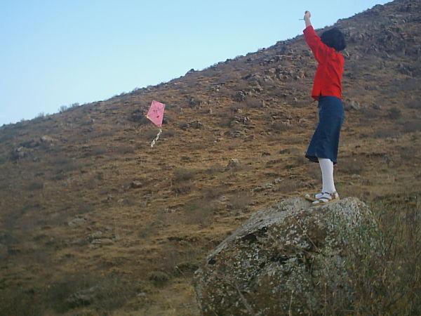 دامنه ی کوه آربابا
